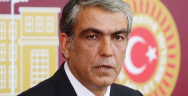 HDP'li Ayhan: IŞİD Kobani'ye Türkiye üzerinden  geçti