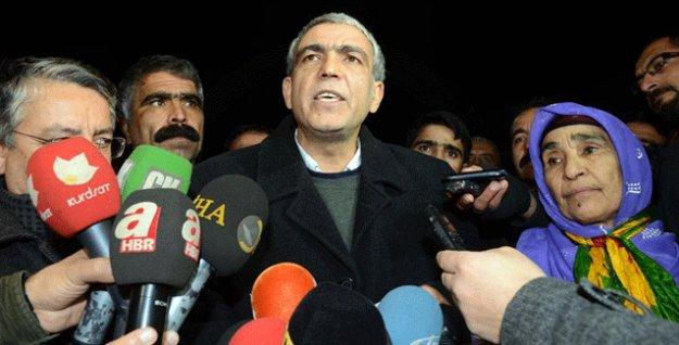 HDP'li Ayhan: IŞİD'liler saç ve sakallarını keserek Türkiye'ye geçti
