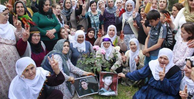 HDP'li kadınlar: Kadının fıtratında direnmek var