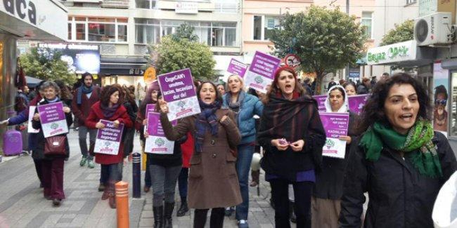 HDP'li kadınlardan 8 Mart için çağrı