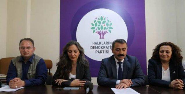 HDP'li Turgut Öker'den Erdoğan'a: Artık Alevilerden elini dilini çek