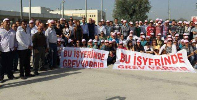 HDP milletvekili adaylarının işçi ziyaretini sendika engelledi