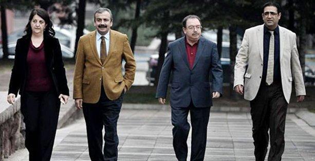 HDP: Müzakere taslağı içinde özerklik de var