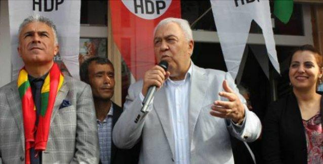 HDP'nin Antep adayı Celal Doğan: AKP'ye 'dur' diyecek tek güç HDP