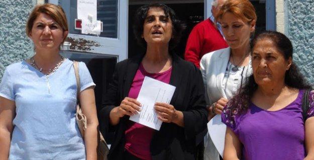 HDP'nin Aydın adaylarından Erdoğan'a iki ayrı suç duyurusu