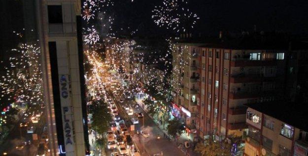 HDP'nin İstanbul'daki kutlaması saat kaçta, nerede?