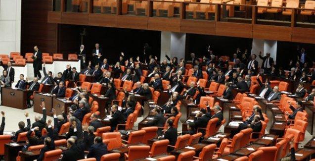 HDP'nin 'Paralel yapı incelensin' önergesini AKP'liler reddetti