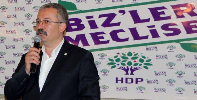 HDP'nin sosyalist adayı Rıdvan Turan: HDP bizim için doğru adres