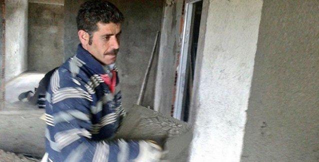 HDP'nin Zonguldak adayı: Gündüz inşaat işçisi, akşam da alanda oy çalışmasında