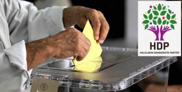 HDP, olası sandık hilelerine karşı 'çözüm önlemleri'ni yayınladı