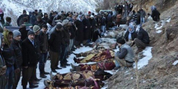 HDP: Roboski Katliamı aydınlatılmadan toplumsal barış sağlanamaz