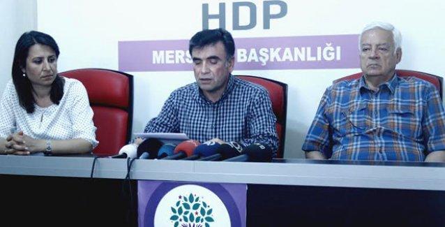 HDP: Saldırganın kimliği belliyse dosyaya neden 'gizlilik kararı' koyuyorsunuz?
