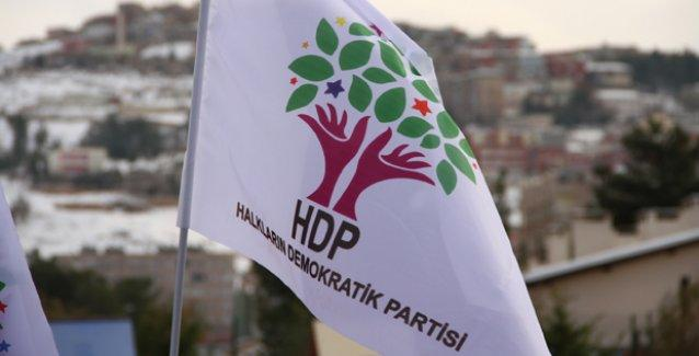 Malatya'da HDP'ye saldırı