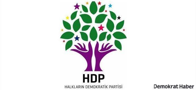 HDP seçim bürosuna saldırı: 2 yaralı