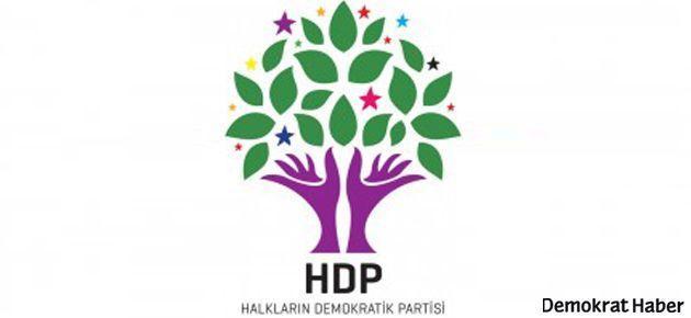 HDP: Seçim çalışmalarının güvenliğini sağlayın