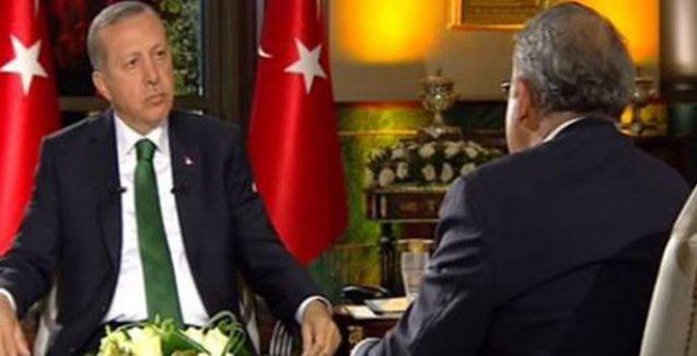 HDP sorusu Erdoğan'ı kızdırdı, Oğuz Haksever'e de 'tahammül edemedi'