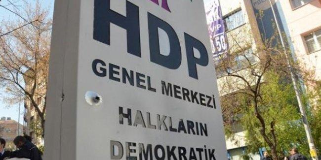 HDP'ye silahlı saldırıda 2 kişi gözaltına alındı