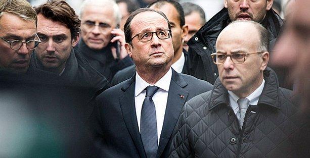 HDP'den Hollande'a 'taziye' mesajı: En güçlü şekilde lanetliyoruz