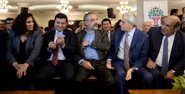 HDP'de yeni yönetim netleşmeye başladı