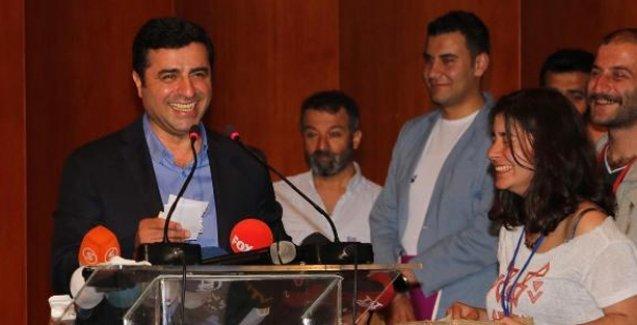 Demirtaş: HDP'nin başarısı domino etkisi yaratacak
