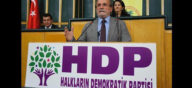 HDP'nin grup toplantısı içtüzüğe takıldı
