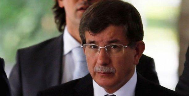 HDP'nin Kobani çağrısına Davutoğlu'ndan tepki