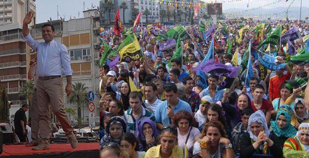 HDP'nin oy artışı ne anlama geliyor?