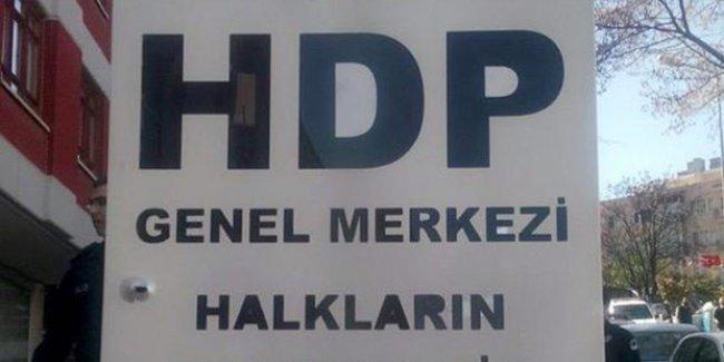 HDP'ye saldırı iddianamesi kabul edildi