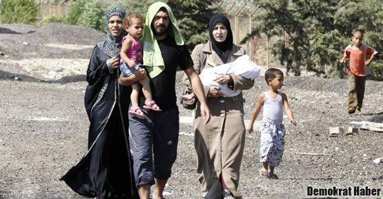 Her gün 5 bin Suriyeli ülkeyi terk ediyor
