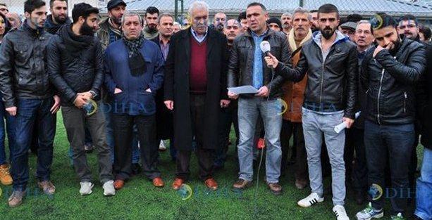 'Her maçta, Alevi ve Kürt olduğumuz için ırkçılığa maruz kalıyoruz'