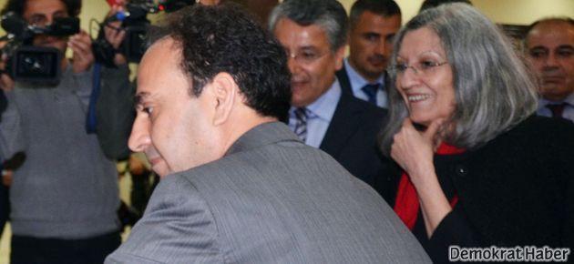 Hero Talabani'den Osman Baydemir'e ziyaret