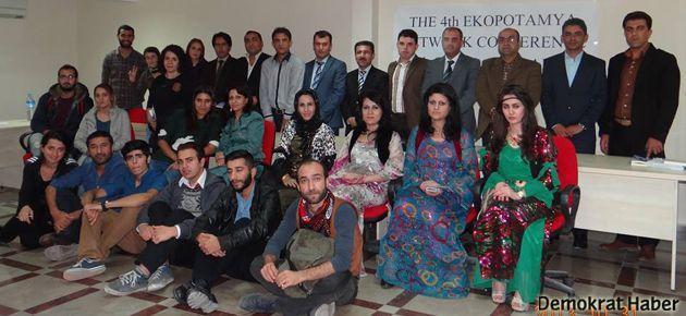 HES ve baraj karşıtları Ekopotamya Konferansı'nda