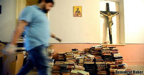 Heybeliada Ruhban Okulu'nun bilinmeyen hazinesi
