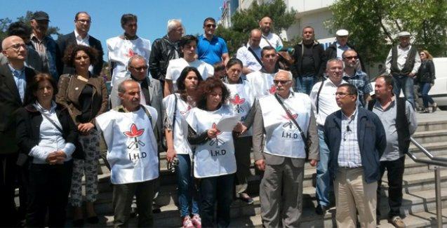 'Hiçbir koşulda, cezaevlerindeki hasta mahpusları unutmayacağız'