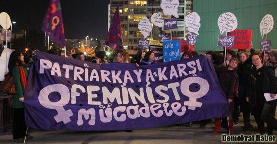 'Hiçbir hediye ve sözcük kadın şiddetini gizleyemez'