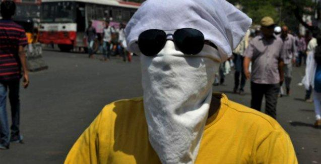 Hindistan'da sıcaklardan ölenlerin sayısı 800'e yükseldi