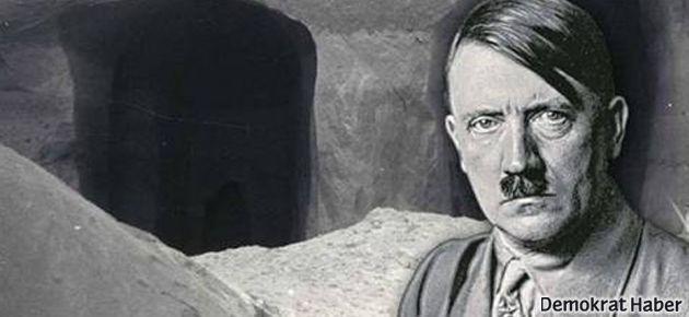 Hitler'in Avusturya'daki gizemli tüneli