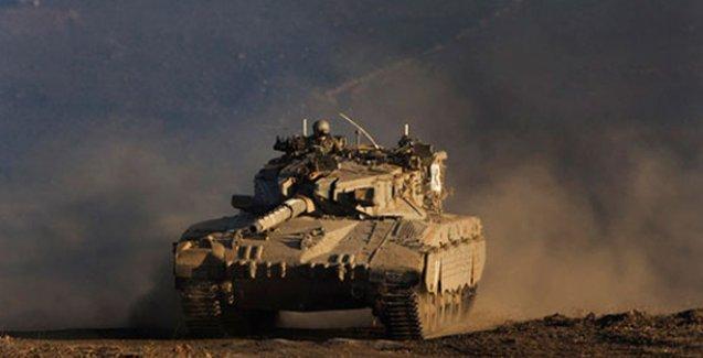 Hizbullah İsrail askeri konvoyunu vurdu