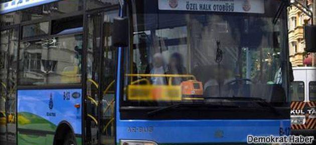Hızlı kullanan otobüs şoförüne ceza