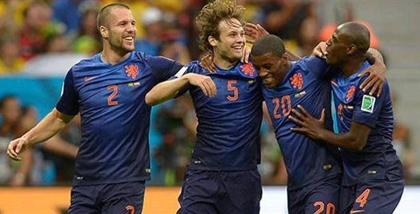 Hollanda, Brezilya'yı 3-0 yenerek dünya üçüncüsü oldu