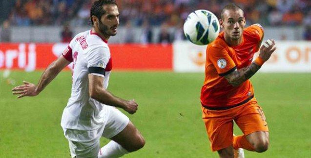 Hollanda-Türkiye maçının yayın krizi devam ediyor