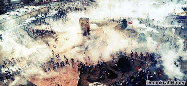Hollanda'dan 'Gezi' çıkışı