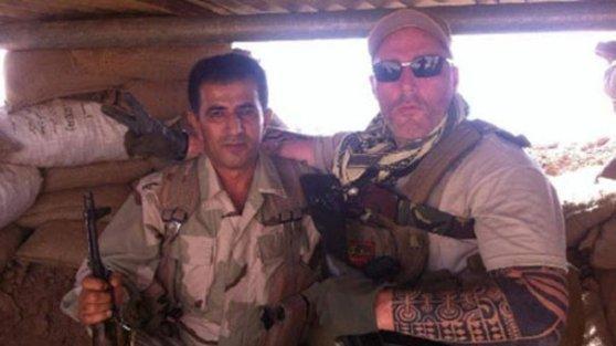Hollandalı 3 motosikletçi Kobani'ye savaşmaya gitti