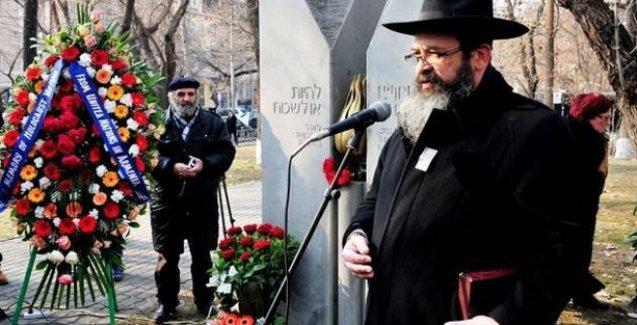 Holokost kurbanları Ermenistan'da da anıldı