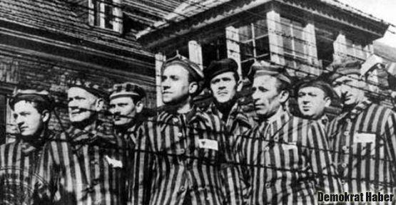 Holokost kurbanları unutulmadı
