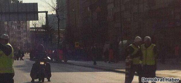 Hrant anmasında 'beyaz bere'li polisler!