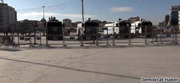 Hrant Dink anmasından önce Gezi Parkı kapatıldı