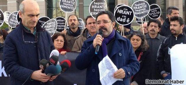 Hrant Dink davasında 2 yakalama
