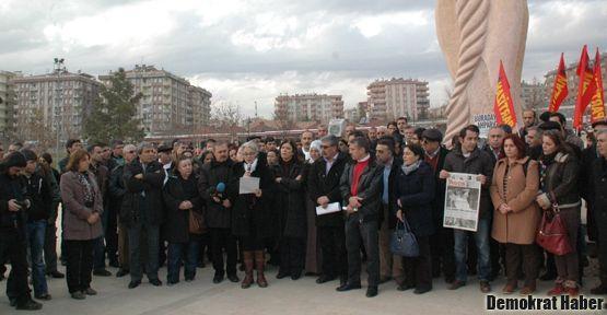 'Hrant'ı katleden zihniyet, Roboski'yle kendini devam ettiriyor'