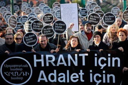 Hrant'ın arkadaşları: 5 yıl değil 95 yıl da geçse